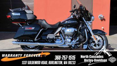 2019 Harley-Davidson Ultra Limited Touring Burlington, WA