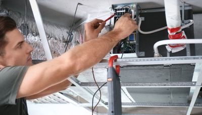 Locate the exact cause of bug from AC repair Fort Lauderdale