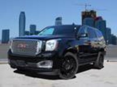 Used 2015 GMC Yukon Onyx Black, 36.1K miles