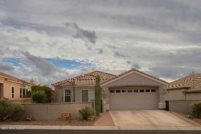 5319 W Tortolita Flats Lane Marana Two BR, Spacious open floor