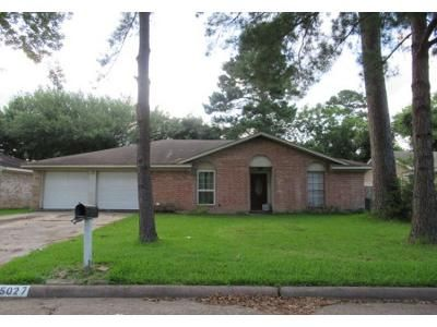 3 Bed 2 Bath Preforeclosure Property in Spring, TX 77373 - Fitzwater Dr