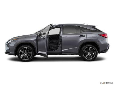 2018 Lexus RX 350 (NEBULA GRAY)