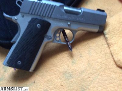 For Sale: Kimber ultra carry 2