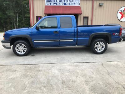 2004 Chevrolet Silverado 1500 Work Truck (BLUE)