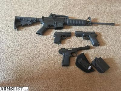 For Sale/Trade: Delton Ar15