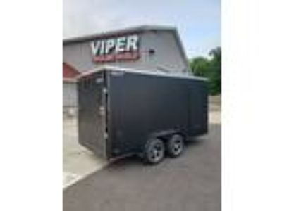 2019 Legend Trailers Legend 7 x 14 V Nose Ramp 6'-6""