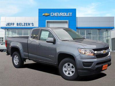 2019 Chevrolet Colorado (Steel Metallic)