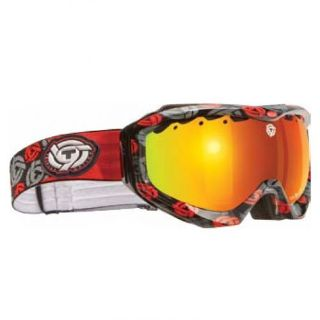 Sell TRIPLE 9 SWANK SNOWMOBILE GOGGLES WITH MIRRORED DOUBLE LENS motorcycle in Redford, Michigan, United States, for US $42.99