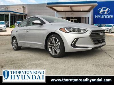 2018 Hyundai Elantra Limited (Molten Silver)