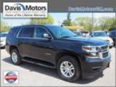 used 2019 Chevrolet Tahoe for sale.