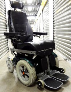 Permobil C300 Power Wheelchair With Tilt, Recline, Elevate, And Legs