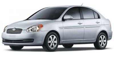 2009 Hyundai Accent GLS (Ice Blue)