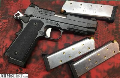 For Sale: Sig 1911 carry .45