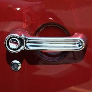 Sell Putco Chrome Door Handle Covers 401046 Jeep Wrangler JK motorcycle in Tallmadge, Ohio, US, for US $96.97
