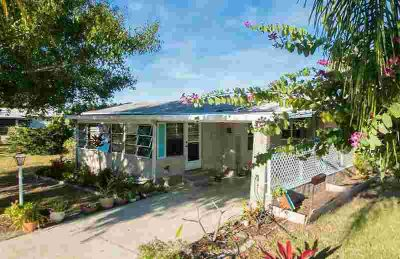 1289 Gardenia Drive Barefoot Bay Two BR, Privacy galore with a