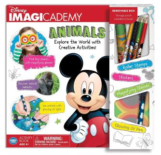 New Disney Imagicademy learning and activity set