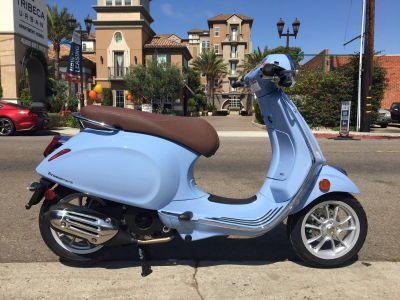 2019 Vespa Primavera 150 Scooter Marina Del Rey, CA