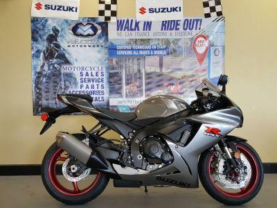 2018 Suzuki GSX-R600 SuperSport Motorcycles Melbourne, FL