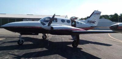 1975 Cessna 421B
