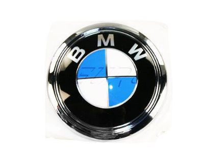 Sell NEW Genuine BMW Emblem - Trunk (Roundel) 51147135356 motorcycle in Windsor, Connecticut, US, for US $35.15