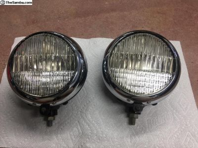 Bosch Script Early Fog Lights