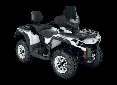 2018 Can-Am Outlander Max North Edition 850 Utility ATVs Clinton Township, MI