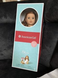 American Girl Doll Blaire Wilson