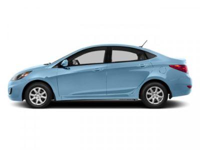 2014 Hyundai Accent GLS (Clearwater Blue Metallic)