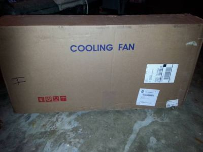 2011Chevy Impala Cooling fan