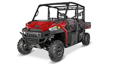 2016 Polaris Ranger Crew XP 900-5 EPS Utility SxS Eagle Bend, MN