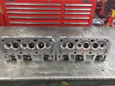 Find BOWTIE CHEVY V6 CYLINDER HEADS 4.3 NASCAR BOWTIE CYLINDER HEADS motorcycle in Medina, Ohio, United States, for US $1,450.00