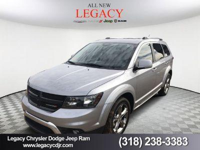 2016 Dodge Journey Crossroad (Billet Silver Metallic Clearcoat)