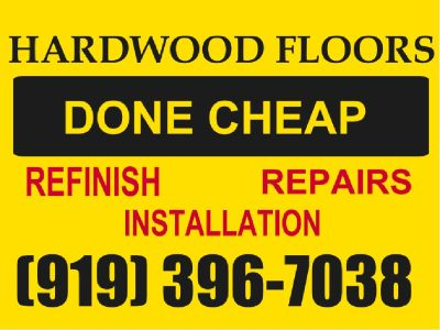 Hardwood Flooring Repair,Installation & Refinishing