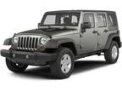 Used 2013 JEEP Wrangler Unlimited For Sale