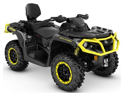 2019 Can-Am Outlander MAX XT-P 1000R Utility ATVs Bennington, VT