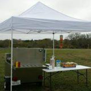 hot dog cart catering party event (Corpus Christi)