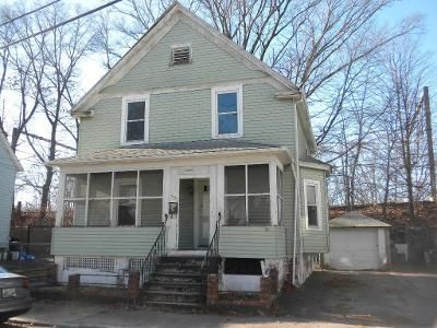 4 Bed 1 Bath Foreclosure Property in Attleboro, MA 02703 - Garden St