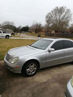 Mercedes for trade