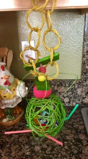 New Bird Toys French Valley