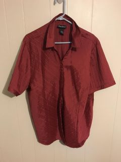 Red size 22-24 shirt