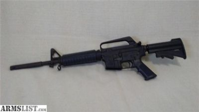 For Sale: PREBAN Bushmaster AR15 Rifle AR-15 556 XM15-E2S