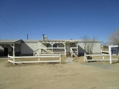3 Bed 2 Bath Foreclosure Property in Rosamond, CA 93560 - 46th Street West