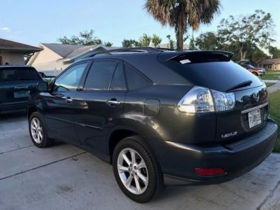 2009 Lexus RX 350 Base (Black)