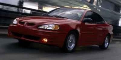 2003 Pontiac Grand Am GT (Polo Green Metallic)