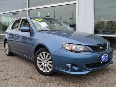 2008 Subaru Impreza 2.5i (Newprt-Blue-Prl)