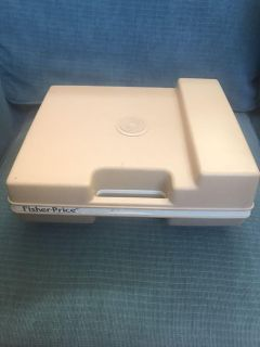 Fisher price vintage record player