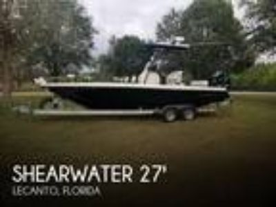 Shearwater - Carolina Flare 270