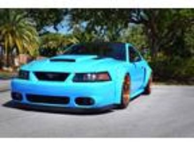 2003 Ford Mustang GT Adjustable Suspension