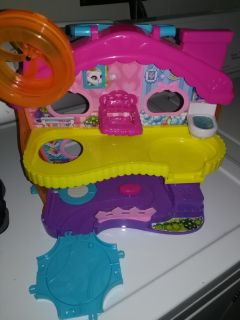 Toy hamster house xposted