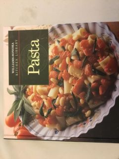 Williams-Sonoma Pasta Cookbook 2.00. will not meet for less than 5.00 and Dawes Walmart only
